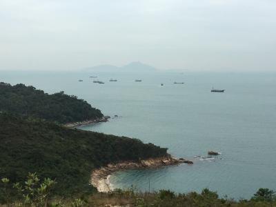 香港:南Y島(ラマ島)で海鮮ランチとハイキング