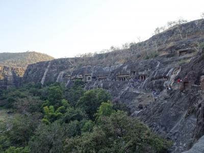 西インド遺跡巡り 1~2日目・ムンバイ&アジャンター