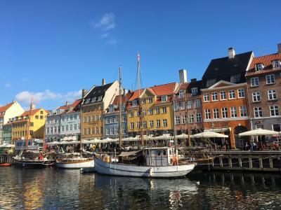 デンマーク(1)親友の彼女とぶらり旅/コペンハーゲン