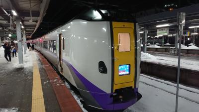 年末の北海道の旅第二弾 平成30(2018)年12月30日 再度、函館を目指せ!