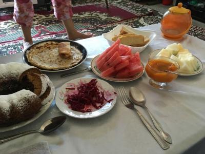 2017ウズベキスタン女子1人(?)旅 5day