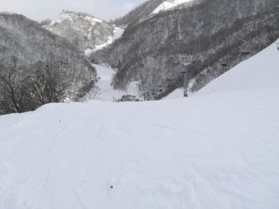 奥伊吹スキー場 スノーボードしに行ってきた!