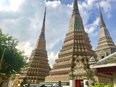 #3 女子2人バンコク旅行 3日目 3大寺院へ!