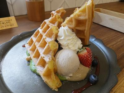 金沢◆和カフェ『菓ふぇMURAKAMI Nagaya-mon店』と甘味処「金花糖」2019/01/11