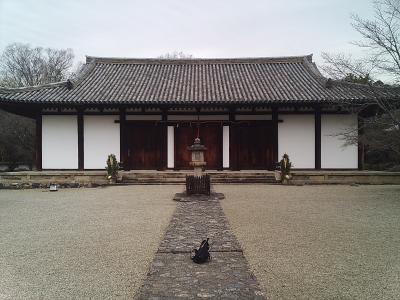 奈良ぶらり歩き 近鉄奈良駅から新薬師寺へ