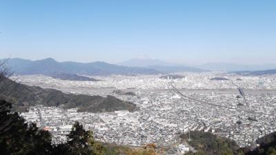 高草山ー満観峰ー朝鮮岩を歩く