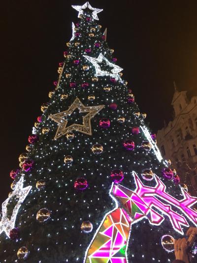 クリスマススマーケットでキラキラのプラハへ(4)カレル橋塔に登って街歩きと日本帰国まで
