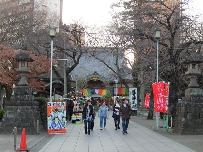 1月5日小江戸川越の正月風景を求めて散策しました④蔵造の街並み~蓮聲寺~川越駅