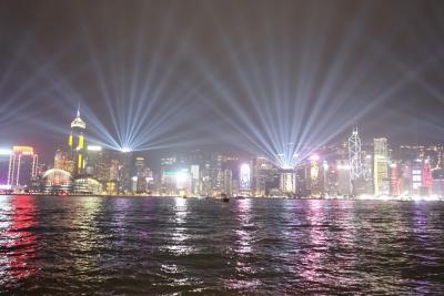 2018-2019 香港で年越し!その6《シンフォニーオブライツ》