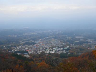 軽井沢から伊香保、日光へ。紅葉を求めての縦断旅②