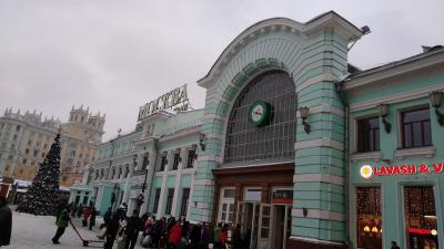 北欧周遊⑧~モスクワ in ロシアと上海でやらかす
