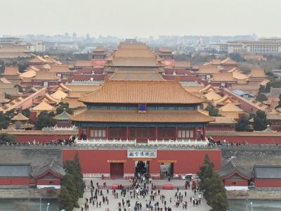 圧巻の北京!憧れの紫禁城へ。その1