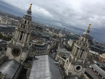 久々のロンドン。今回ものんびり観光・その1 ~ フリーメイソンホールやミュージカル鑑賞とか