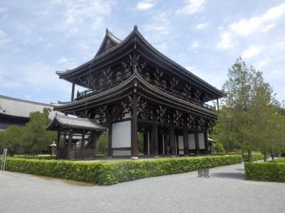 東福寺参拝
