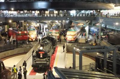 鉄道博物館(大宮)