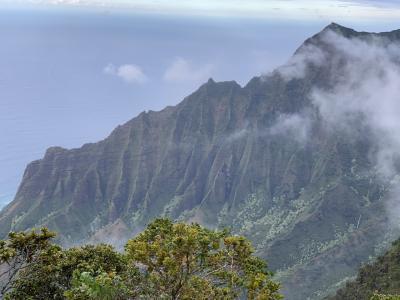 ハワイのグランドキャニオンへ