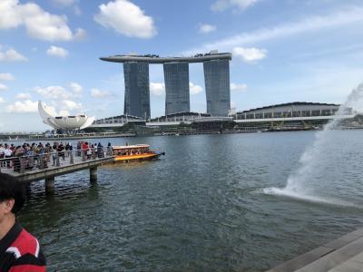 シンガポール2泊3日
