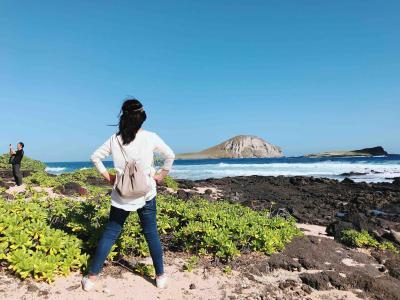 二年連続のハワイはホノルル泊で個人チャーター利用の旅---初日