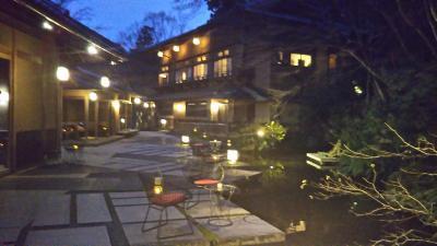 桂離宮へ、そして星のや京都にお泊り ♪♪