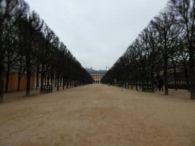 2018年12月-2019年1月 年末年始はパリで。16年振りのパリ満喫の旅(その1、パリ到着)