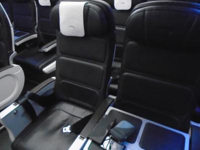 BA1398(LHR-MAN)ビジネスクラス機内食