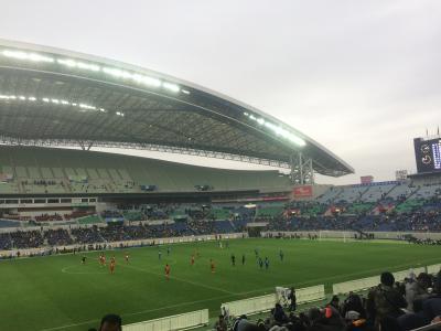 第97回高校サッカー選手権準決勝観戦記