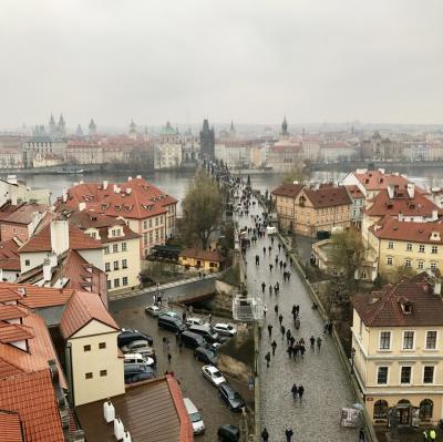 「百塔の街プラハ」久し振りの一人旅…やっぱり行って良かった。