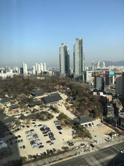 2019年正月ソウル一泊二日