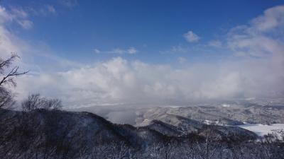 年末年始のタングラム斑尾スキー旅行