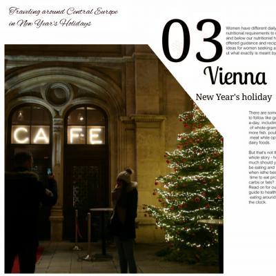 年越し旅行、中欧5ヶ国周遊 【03】〈ウィーン・オーストリア編〉 2018年 12月 ― 2019年 1月