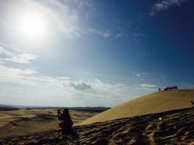 ムイネー、砂丘に行きたい!!