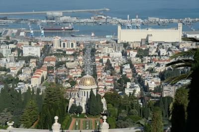 イスラエル8日間の旅(2)テルアビブ、ヤッフォ、ハイファ、アッコー