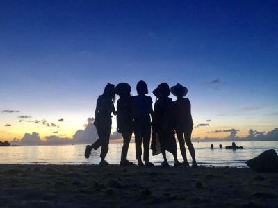 #2 社員旅行でグアム旅! 2日目 ココス島で1日アクティビティ!ゆっくり最終日サンセット!