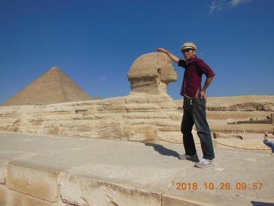 エジプト遺跡ツアー