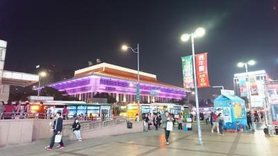 クリスマスに3度目の台湾旅行【台北到着編】