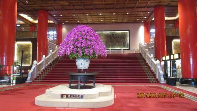 台湾台北・圓山大飯店:鼎泰豊の小籠包