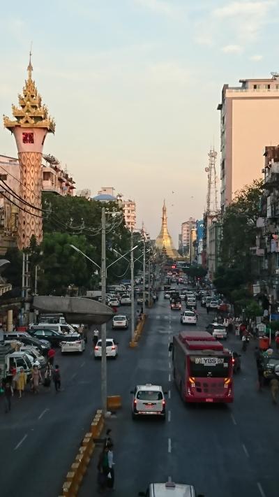 2019年1月 バンコクとヤンゴン 4 初めてのヤンゴン後編