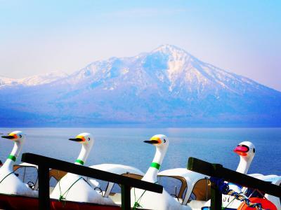 2018年春 車椅子で行く恵庭~支笏湖温泉への旅 後編 温泉と美味しい宿飯、支笏湖に癒されてきました!