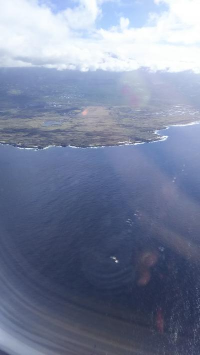 マイル貯めてビジネスクラスでハワイ島パート2