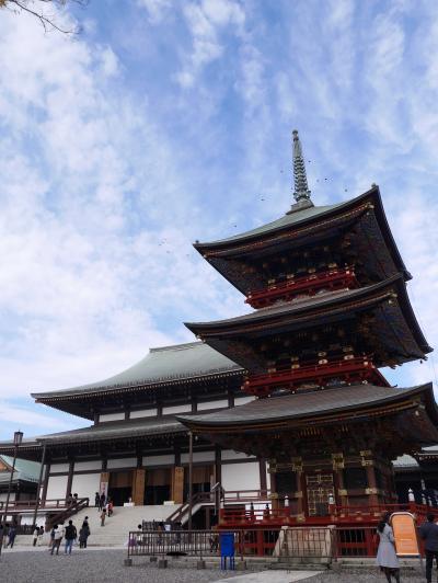 【千葉】 成田山新勝寺へ行ってみた