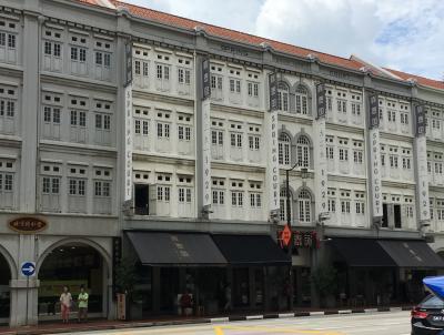 久しぶりのマレーシア、シンガポール観光旅行