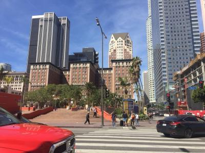 ロサンゼルス旅行の移動手段