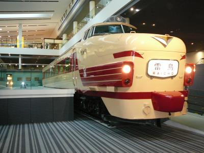 京都鉄道博物館の旅