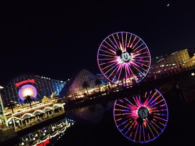 ロサンゼルス旅行 ディズニー
