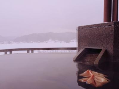 ◆雪景色を愉しむ極上癒しの温泉旅◆白玉の湯 華鳳「別邸 越の里」(1回目)