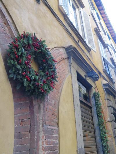 クリスマスに行くイタリア北部の旅2 ピサ&ベルガモ