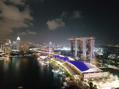 週末シンガポール(2019年)