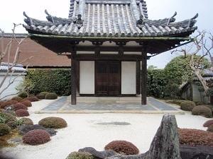 京田辺市寺院巡り