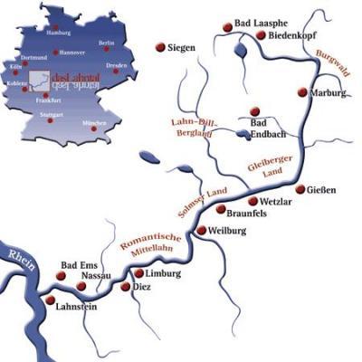 """2006年ドイツの春:ラーン休暇街道にはゲーテの""""若きウエルテルの悩み""""の舞台となった町もある"""