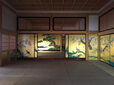 男一人で名古屋城本丸御殿に行ってきた